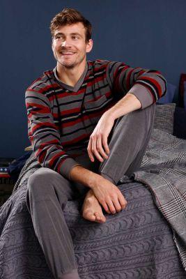 Badstof heren pyjama Robson
