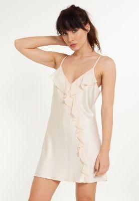 Roze romantische chemise Lingadore