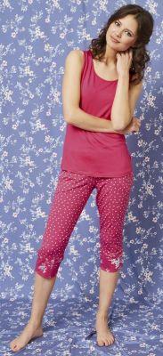Bloomy dames pyjama roze