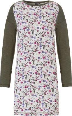 Nachthemd met bloemen Pastunette
