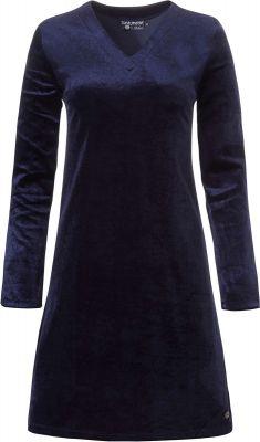 Velours dames nachthemd Pastunette