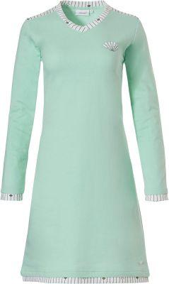 Dames nachthemd groen Pastunette