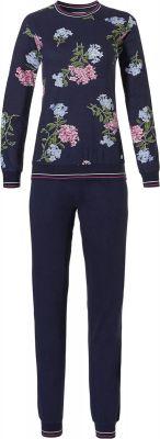 Pyjama blauw Pastunette