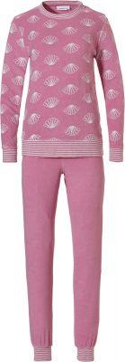Badstof pyjama dames Pastunette