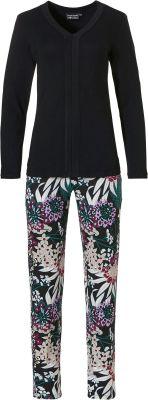 Dames pyjama bloem