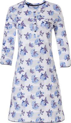 Katoen nachthemd bloem Pastunette
