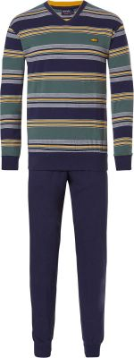 Heren pyjama katoen Pastunette