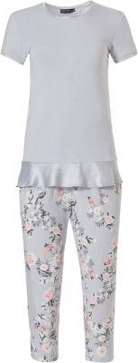 Dames pyjama bloem Pastunette