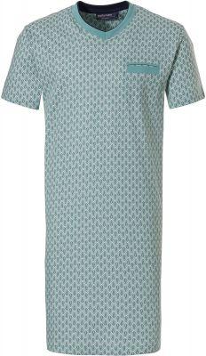 Groen heren nachthemd Pastunette