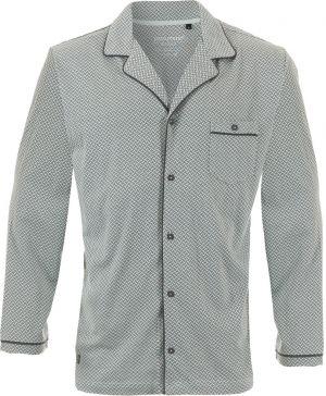 Pyjama jasje doorknoop