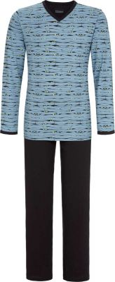 Trendy heren pyjama oogjes