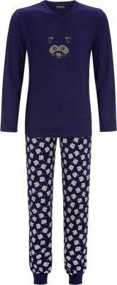 Heren pyjama wasbeer