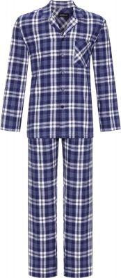 Flanellen heren pyjama Ringella