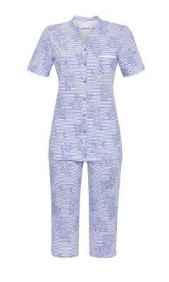 Ringella pyjama bloemen en strepen
