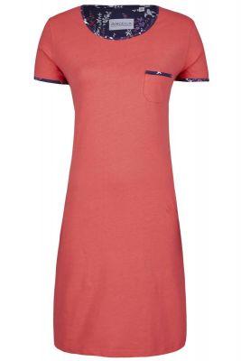 Sportief rood nachthemd Ringella