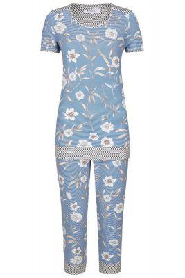Blauwe zomer pyjama Ringella