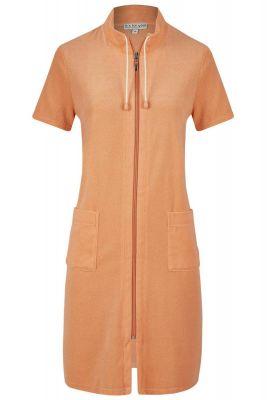 Oranje lounge jurk Ringella