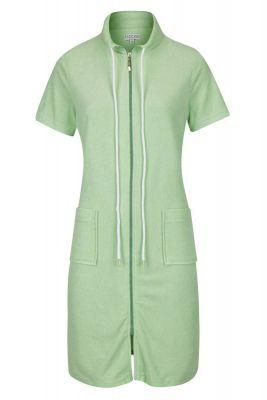 Groene lounge jurk Ringella