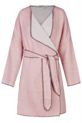 Roze badjas Solo per me