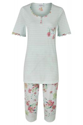 Ringella dames pyjama gestreept