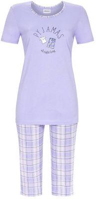 Blauwe Ringella zomer pyjama
