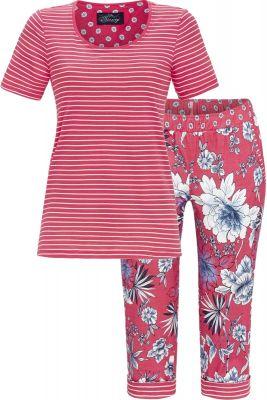 Rode Boomy pyjama strepen