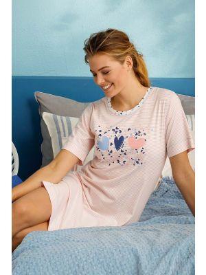 Nachthemd hart Pastunette