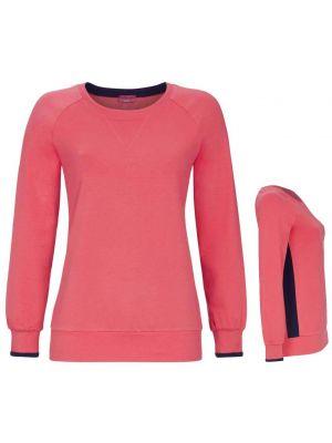 Sportief rood pyjamashirt Ringella