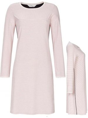 Roze strepen nachthemd Ringella