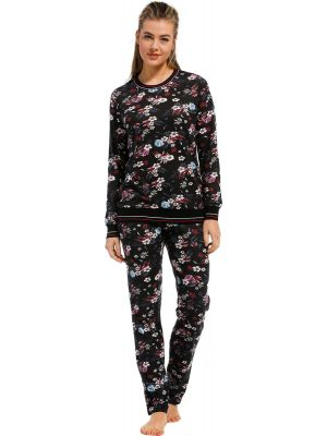Dames pyjama flower