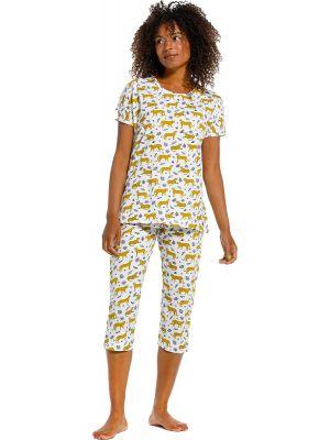 Dames pyjama wild life
