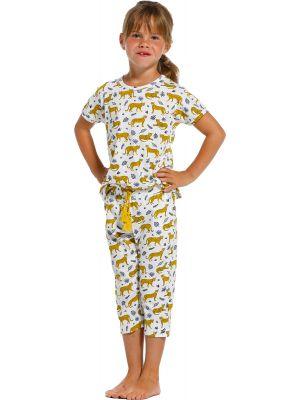 Meisjes pyjama katoen