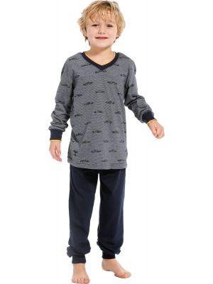 Leuke jongens pyjama katoen