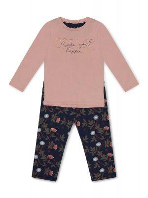 Roze meisjes pyjama dreams
