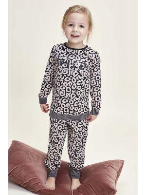 Meisjes pyjama Wild heart