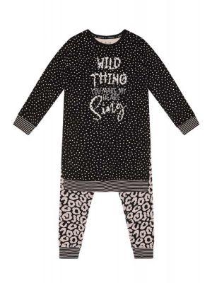 Meisjes pyjama Wild thing