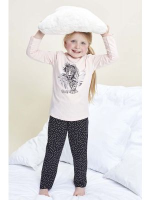 Meisjes pyjama Panter