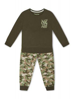 Jongens pyjama camouflage