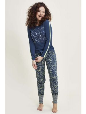 Charlie Choe dames pyjama sterrenbeelden