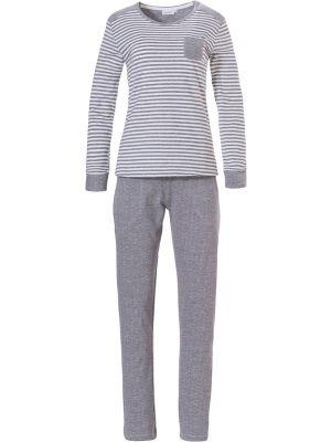 Warm sportieve dames pyjama Pastunette