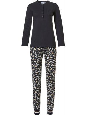 Pyjama dames luipaard print