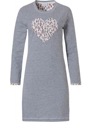 Dames nachthemd hart Pastunette