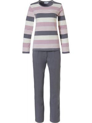 Dames pyjama streeppatroon Pastunette
