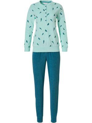 Badstof dames pyjama Pastunette