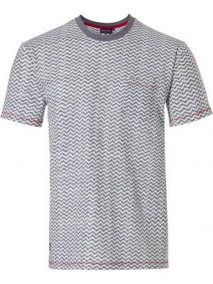 Katoenen shirt heren Pastunette