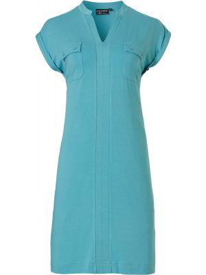 Dames nachthemd Pastunette turquoise