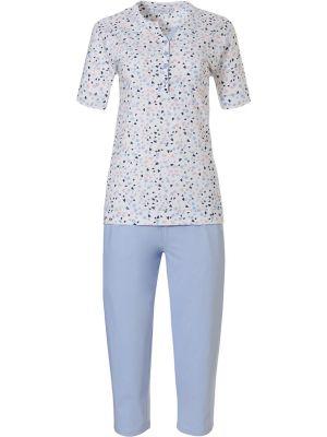 Dames pyjama hartjes Pastunette