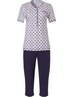 Dames pyjama korte mouw