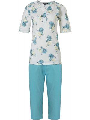 Dames pyjama Pastunette bloempatroon