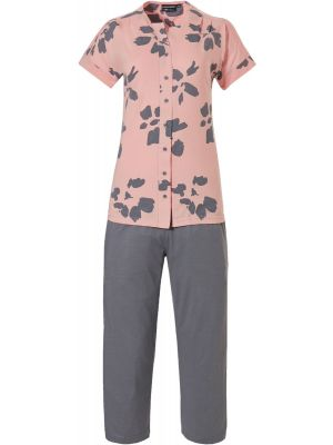 Doorknoop dames pyjama
